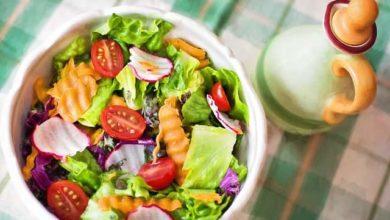 Салат «Здоровая свежесть»